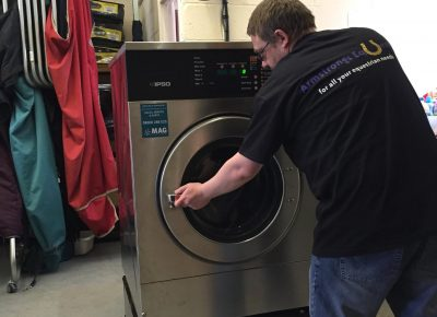 IPSO 40LB WASHER