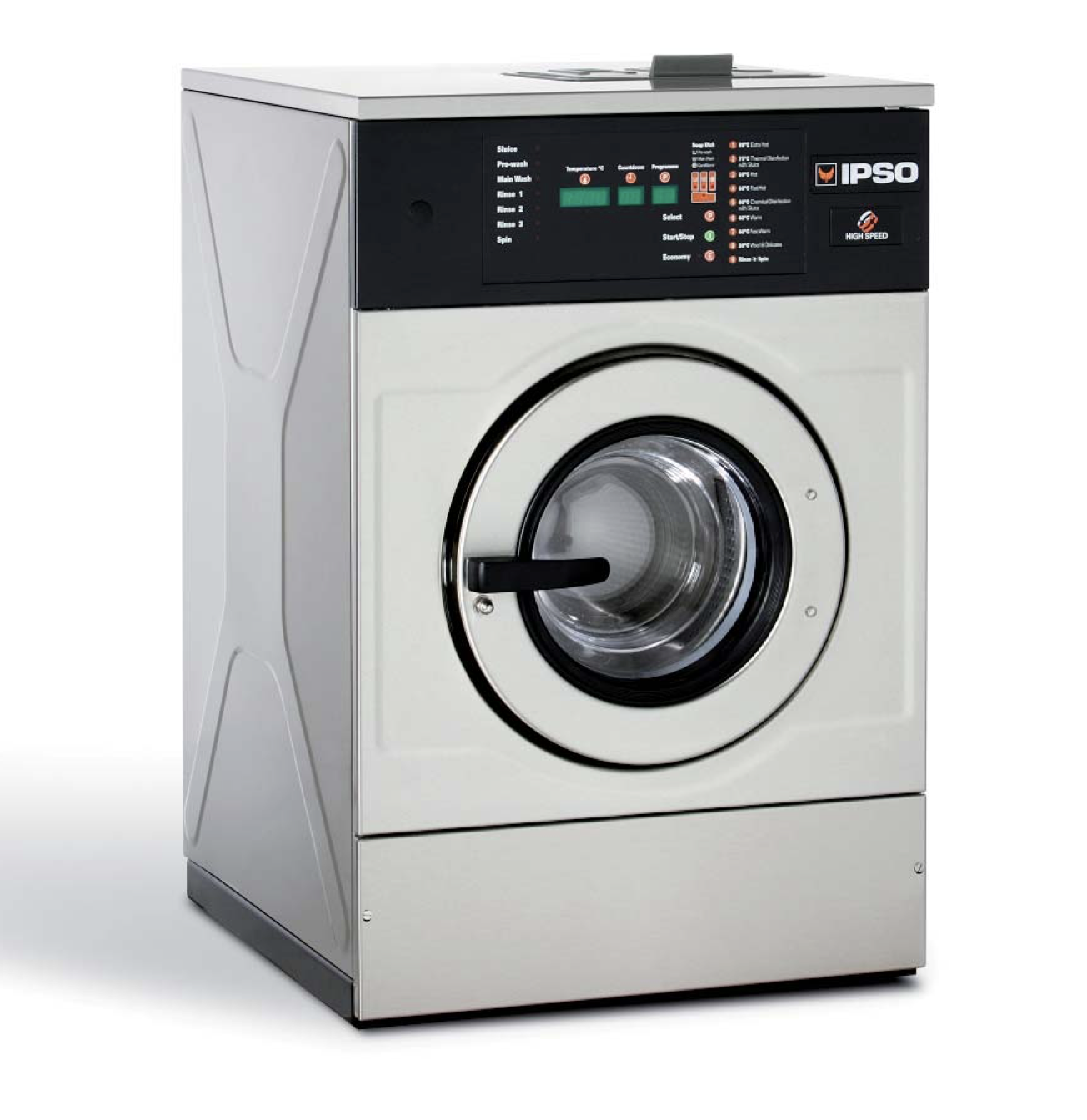Ipso commercial washer Manual
